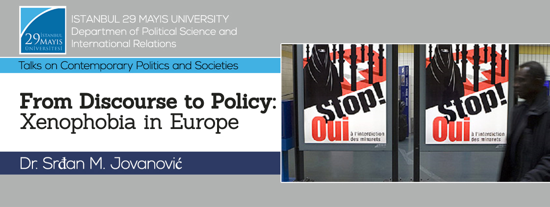 From Discourse to Policy: Xenophobia in Europe