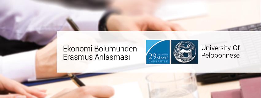 Erasmus+ Anlaşması