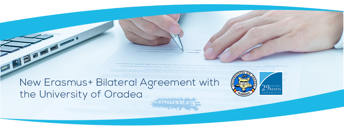 New Erasmus Bilateral Agreement With The University Of Oradea