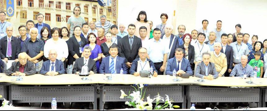 Altayistler Uluslararası Altay Toplulukları Sempozyumu'nda Buluştu