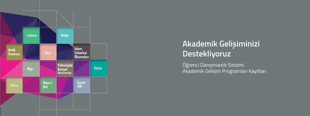 2018-2019 Güz Yarıyılı Öğrenci Danışmanlık Sistemi Duyurusu