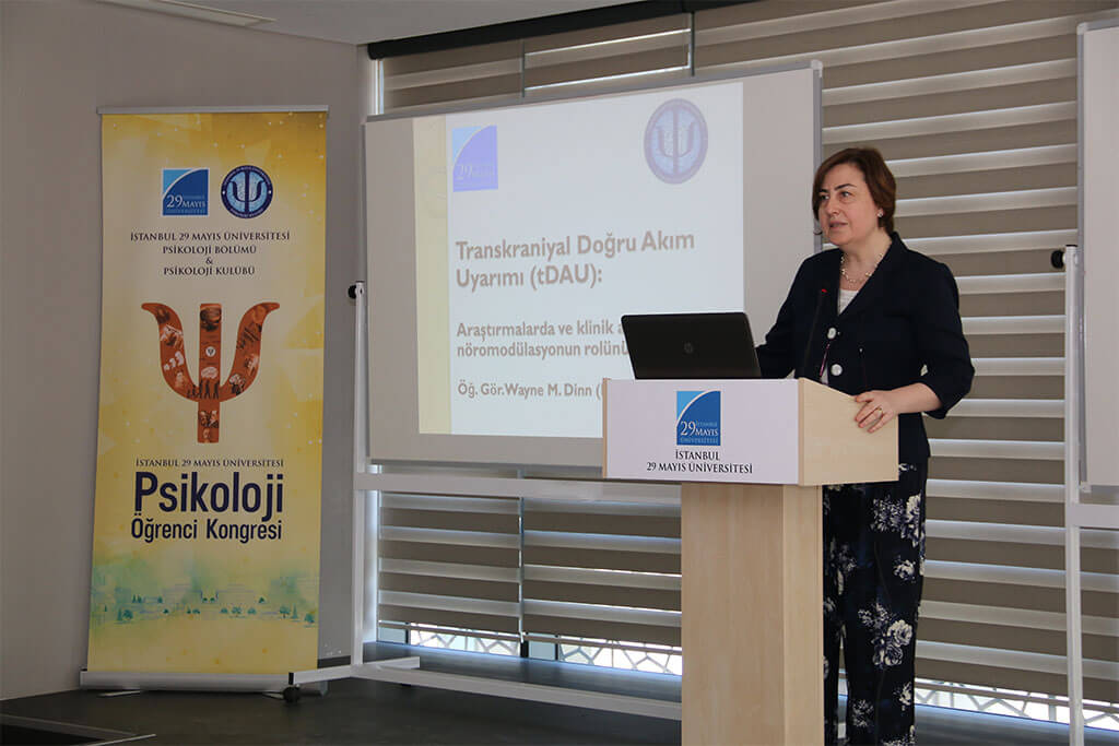 İstanbul 29 Mayıs Üniversitesi 1. Psikoloji Kongresi