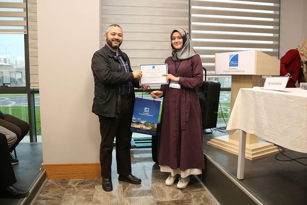 Uluslararası İslam ve Din Bilimleri Fakültesi IV. Öğrenci Sempozyumu