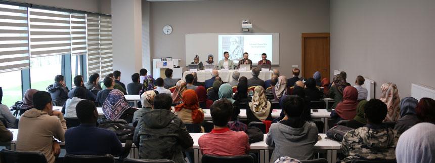 Uluslararası İslam ve Din Bilimleri Fakültesi IV. Öğrenci Sempozyumu Gerçekleştirildi