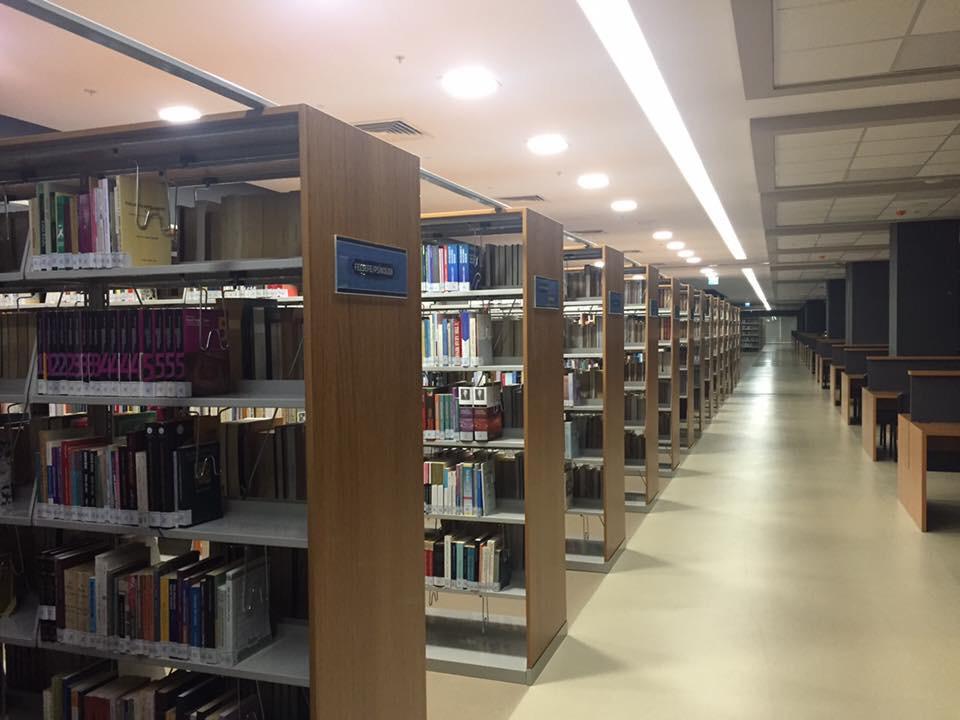 Kütüphane İletişim